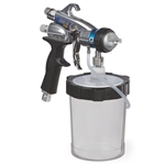 Graco FinishPro HVLP EDGE II Plus Gun, FlexLiner