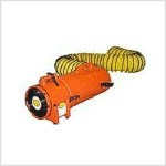 Room Ventilator W/25' Hose & Canister (included) COM-PAX-IAL Blower